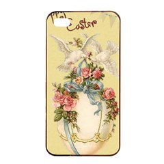 Easter 1225798 1280 Apple Iphone 4/4s Seamless Case (black)