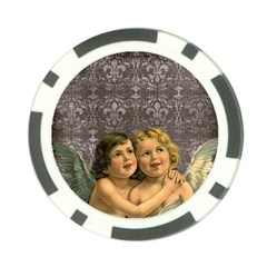 Vintage 1143398 1920 Poker Chip Card Guard (10 Pack)