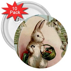 Easter 1225818 1280 3  Buttons (10 Pack)