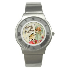 Easter 1225805 1280 Stainless Steel Watch