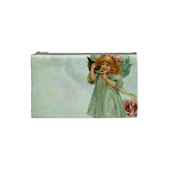Vintage 1225887 1920 Cosmetic Bag (small)