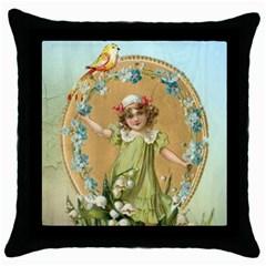 Vintage 1225895 1280 Throw Pillow Case (black)