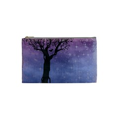 Silhouette 1131861 1920 Cosmetic Bag (small)