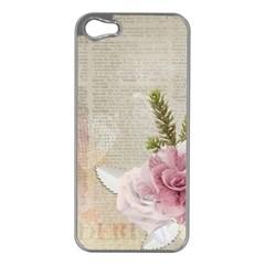Scrapbook 1133667 1920 Apple Iphone 5 Case (silver)