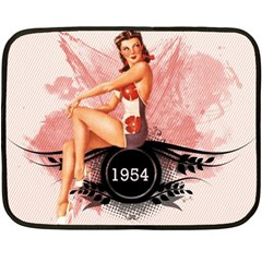 Retro 1112778 1920 Double Sided Fleece Blanket (mini)