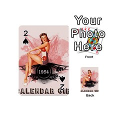 Retro 1112778 1920 Playing Cards 54 (mini)