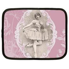 Lady 1112861 1280 Netbook Case (large)