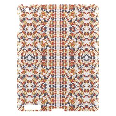 Multicolored Geometric Pattern  Apple Ipad 3/4 Hardshell Case
