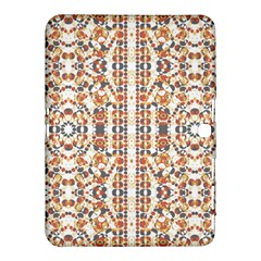 Multicolored Geometric Pattern  Samsung Galaxy Tab 4 (10 1 ) Hardshell Case