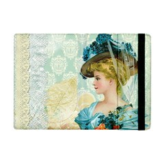 Lady 1112776 1920 Apple Ipad Mini Flip Case