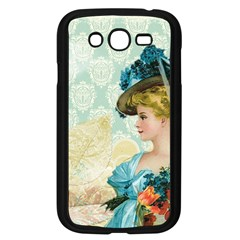 Lady 1112776 1920 Samsung Galaxy Grand Duos I9082 Case (black)