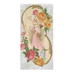 Vintage 1079517 1920 Shower Curtain 36  X 72  (stall)
