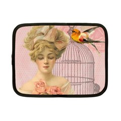 Woman 1079479 1920 Netbook Case (small)