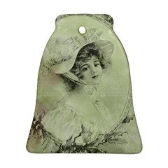 Woman 1079507 1920 Bell Ornament (two Sides)