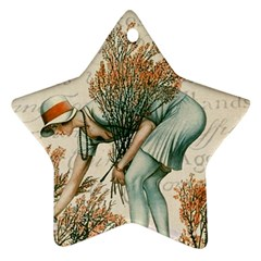 Flapper 1079515 1920 Star Ornament (two Sides)