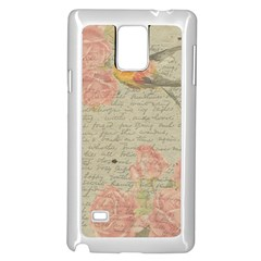 Vintage 1079411 1920 Samsung Galaxy Note 4 Case (white)