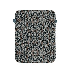 Ornate Pattern Mosaic Apple Ipad 2/3/4 Protective Soft Cases