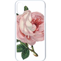 Rose 1078272 1920 Apple Iphone X Seamless Case (white)