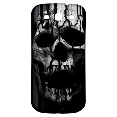 Black And Grey Nightmare Samsung Galaxy S3 S Iii Classic Hardshell Back Case