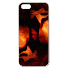 Of Two Minds Apple Seamless Iphone 5 Case (clear)