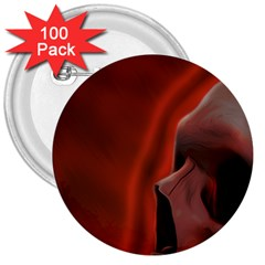 Power 3  Buttons (100 Pack)
