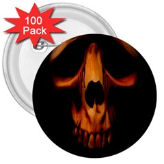 Bloody Tears 3  Buttons (100 Pack)