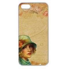 Old 1064510 1920 Apple Seamless Iphone 5 Case (clear)