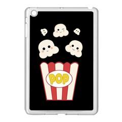 Cute Kawaii Popcorn Apple Ipad Mini Case (white)