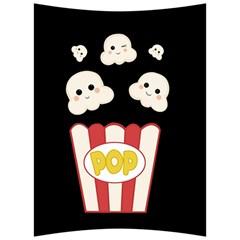 Cute Kawaii Popcorn Back Support Cushion