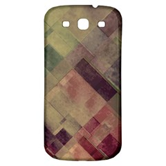 Vintage Style Graphic Print Samsung Galaxy S3 S Iii Classic Hardshell Back Case