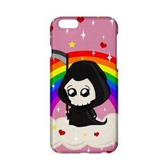 Cute Grim Reaper Apple Iphone 6/6s Hardshell Case