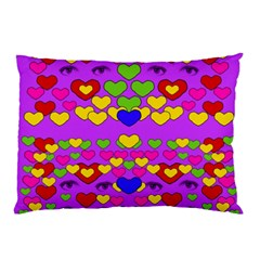 I Love This Lovely Hearty One Pillow Case