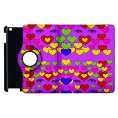 I Love This Lovely Hearty One Apple Ipad 3/4 Flip 360 Case