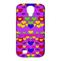 I Love This Lovely Hearty One Samsung Galaxy S4 Classic Hardshell Case (pc+silicone)