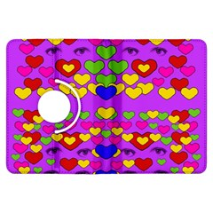 I Love This Lovely Hearty One Kindle Fire Hdx Flip 360 Case