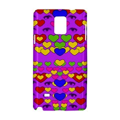I Love This Lovely Hearty One Samsung Galaxy Note 4 Hardshell Case