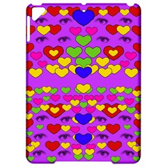 I Love This Lovely Hearty One Apple Ipad Pro 9 7   Hardshell Case