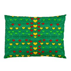 Love Is In All Of Us To Give And Show Pillow Case