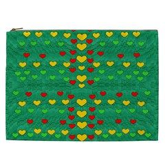 Love Is In All Of Us To Give And Show Cosmetic Bag (xxl)