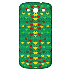 Love Is In All Of Us To Give And Show Samsung Galaxy S3 S Iii Classic Hardshell Back Case