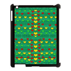 Love Is In All Of Us To Give And Show Apple Ipad 3/4 Case (black)