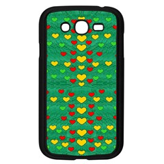 Love Is In All Of Us To Give And Show Samsung Galaxy Grand Duos I9082 Case (black)