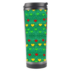 Love Is In All Of Us To Give And Show Travel Tumbler