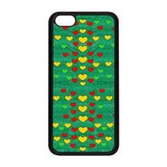 Love Is In All Of Us To Give And Show Apple Iphone 5c Seamless Case (black)