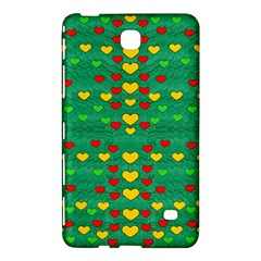 Love Is In All Of Us To Give And Show Samsung Galaxy Tab 4 (8 ) Hardshell Case