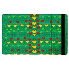 Love Is In All Of Us To Give And Show Apple Ipad Pro 9 7   Flip Case