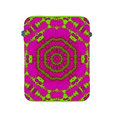 Fern Forest Star Mandala Decorative Apple Ipad 2/3/4 Protective Soft Cases