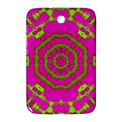 Fern Forest Star Mandala Decorative Samsung Galaxy Note 8 0 N5100 Hardshell Case