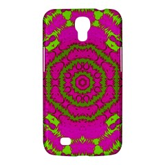 Fern Forest Star Mandala Decorative Samsung Galaxy Mega 6 3  I9200 Hardshell Case
