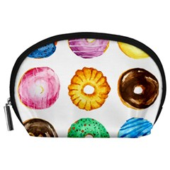 Donuts Accessory Pouches (large)
